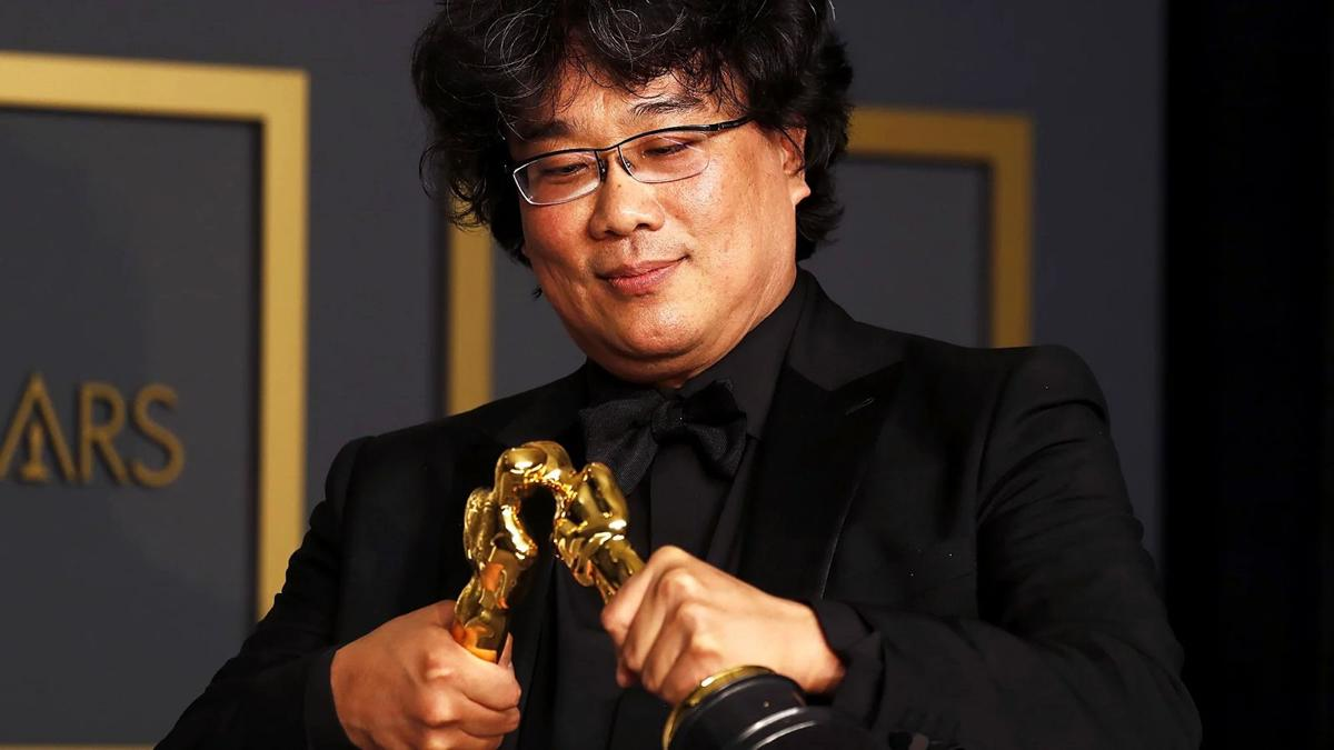Bong Joon-ho Oscars