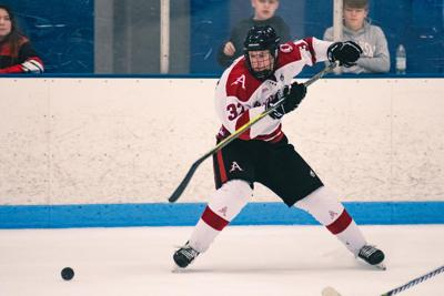 Division III Ice Hogs on Track For Winning Season
