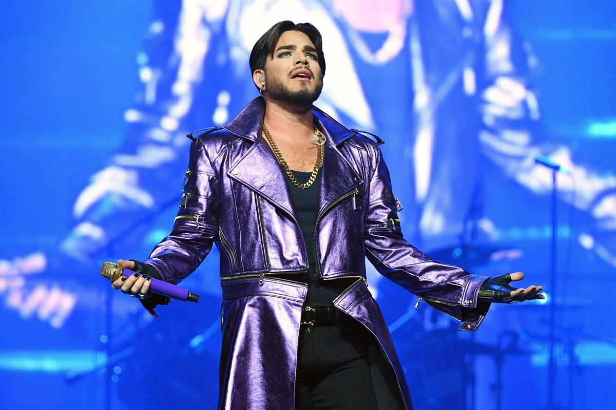 Queen + Adam Lambert At Park MGM