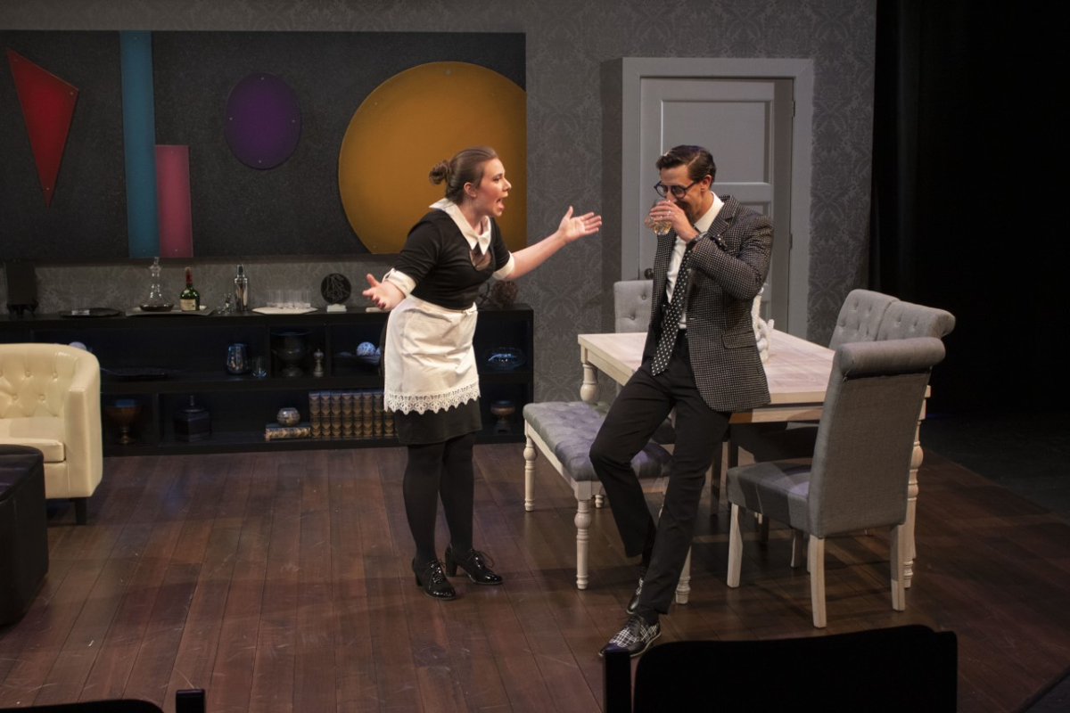 Updated Take on 'Tartuffe' Features Dialogue in Verse