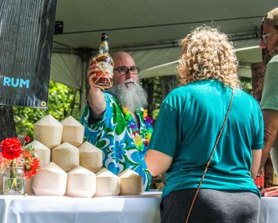 Food, Spirits Fest Offers Flavorful Experience, Promotes Sustainability