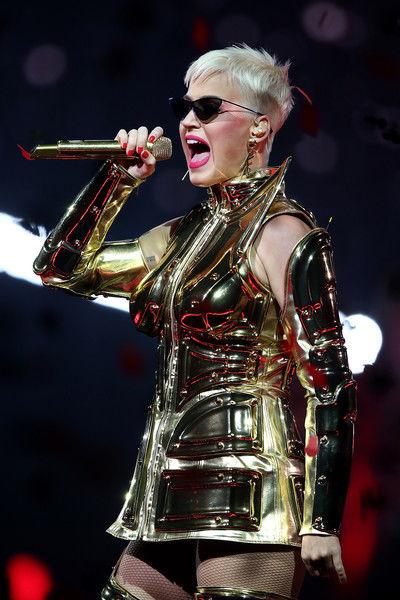 Katy Perry's Single 'Harleys in Hawaii' Falls Short of Past Singles