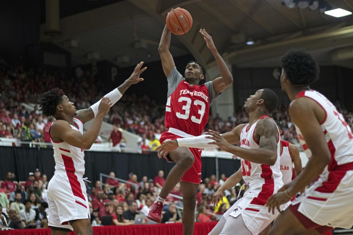 Razorbacks Limited By Player Height Entering Basketball Season