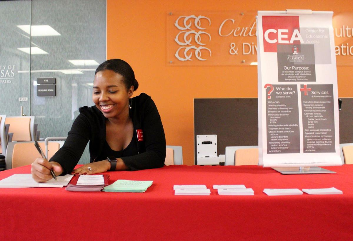 Campus Staff Help Students Find New Academic Resources