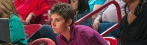 Women's Basketball Legend Celebrates 30 Years with Team