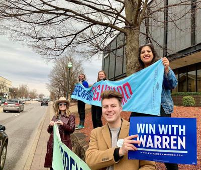 Young Dems for Warren