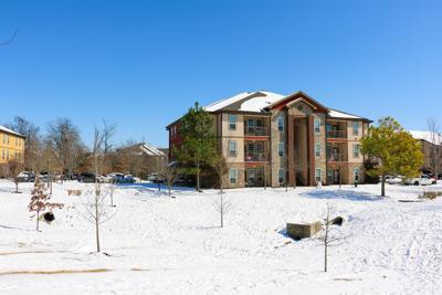Snow Day Feb. 19 Apartments