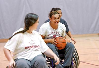 Wheelchair Basketball Pick-Up