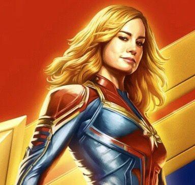 Box-office hit 'Captain Marvel' promotes powerful heroine