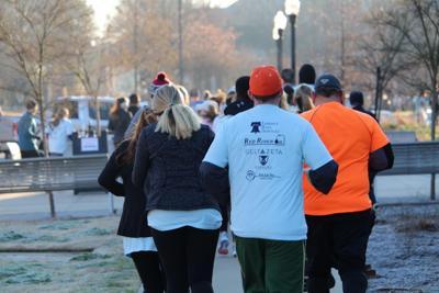 5K raises thousands for suicide prevention