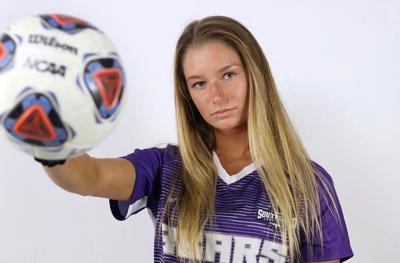 Morgan Rallow follows soccer dreams on the field
