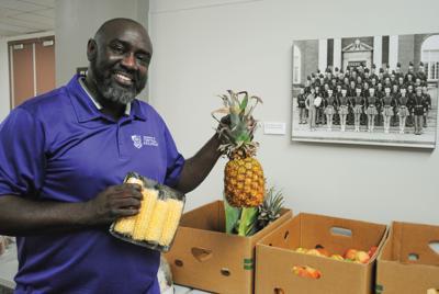 People of UCA: Marvin Williams