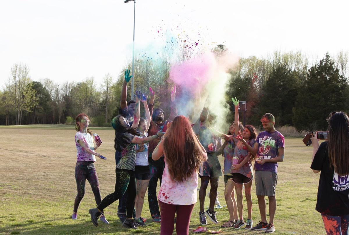 Holi Festival of Colors raises cultural awareness