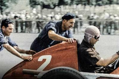 Netflix's 'A Life of Speed' tells story of legendary racecar driver