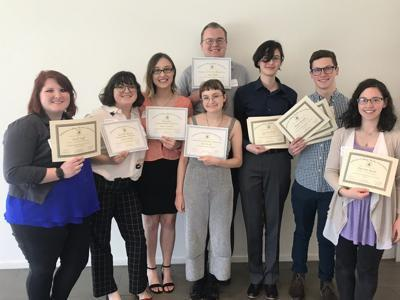 UCA student media outlets take home multiple awards in ACMA contest