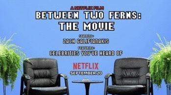 Galifianakis' talk show film more awkward than funny
