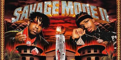 """Hip-hop duo makes another hit with """"Savage Mode II"""""""