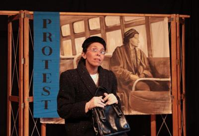Rosa Parks play sparks interest