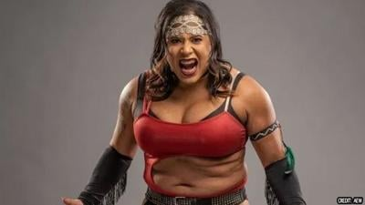 AEW champ Nyla Rose is needed for representation