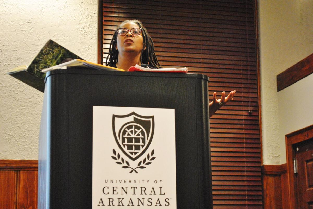 Poet gives keynote reading at UCA writers conference
