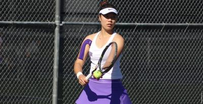 COVID-19 ends season, affects travel plans for tennis team