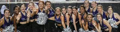 Dance team ends season at nationals with awards