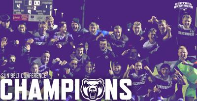 UCA wins Sun Belt Conference in first year as member