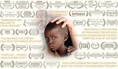 'God Loves Uganda' is a thought-provoking and multidimensional film
