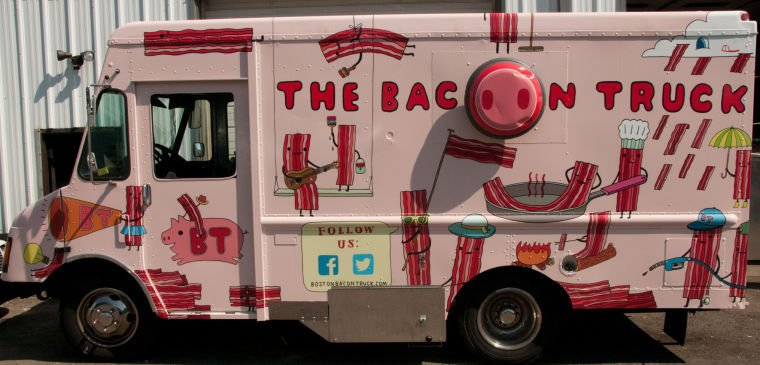 The Bacon Truck