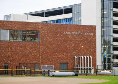 Clark Athletic Center reopens to students for the Fall Semester