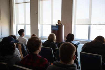Renowned Author Michelle Tea Visits UMass Boston