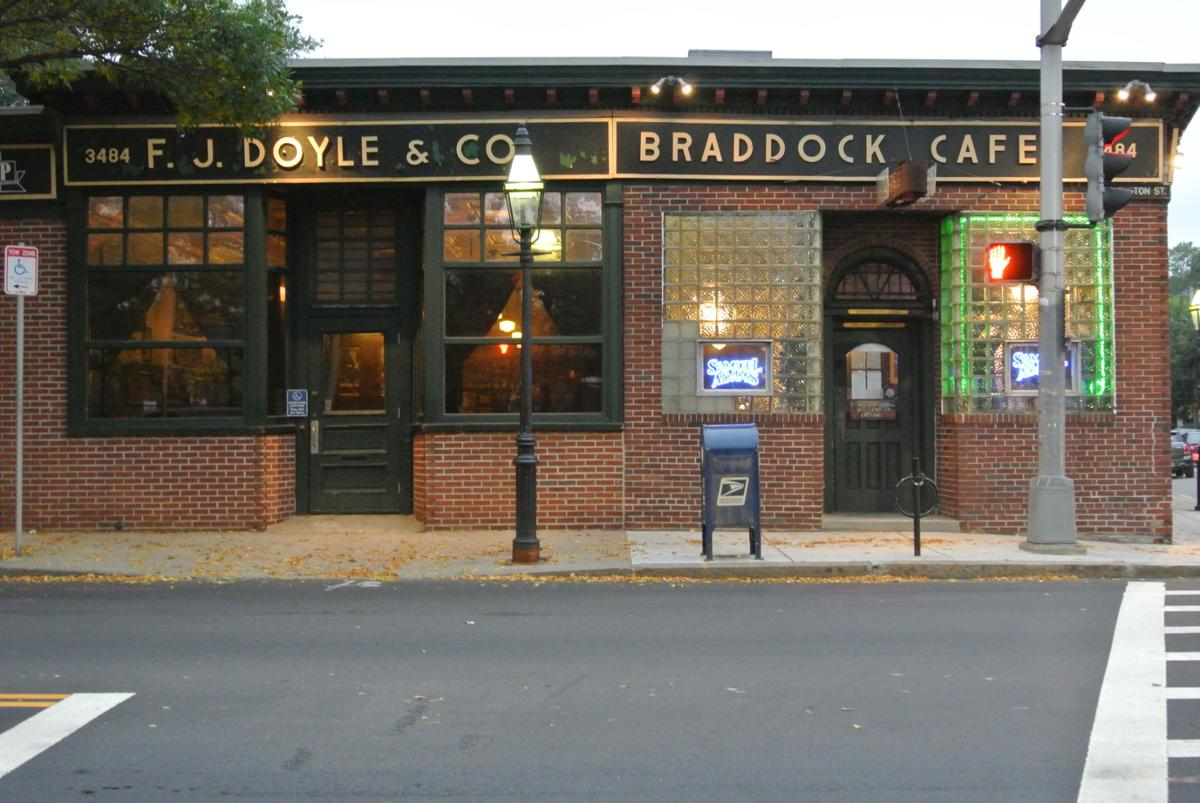 Doyle's Cafe in Boston