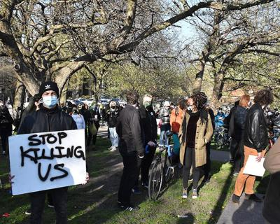 Police kill two POC, Adam Toledo and Daunte Wright, causing protests