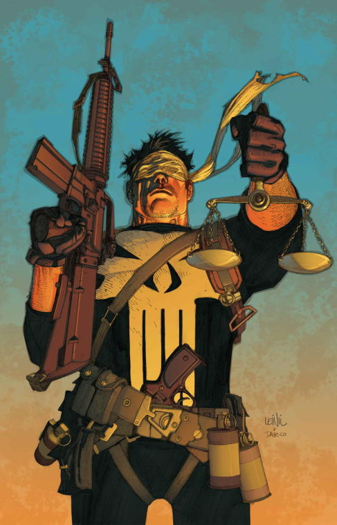 'Punisher: Trial of the Punisher' #1