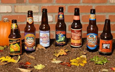 UMass Boston students voted for their favorite fall beers