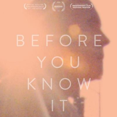"""Before You Know It"" was the final installment of the UMB Film Series"