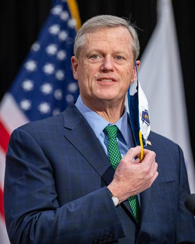 Governor Baker's vaccine rollout prompts pressing problems