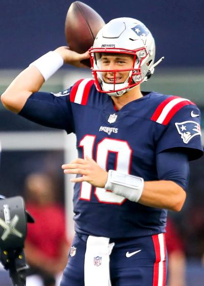 For Mac Jones and the Patriots, the future begins now