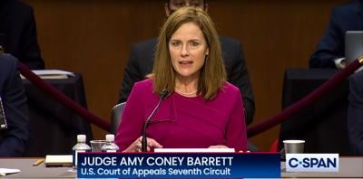 Senate holds hearings for Supreme Court nominee Amy Coney Barrett
