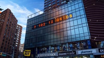 Climate Change Clock Warns of its Irreversible Effects