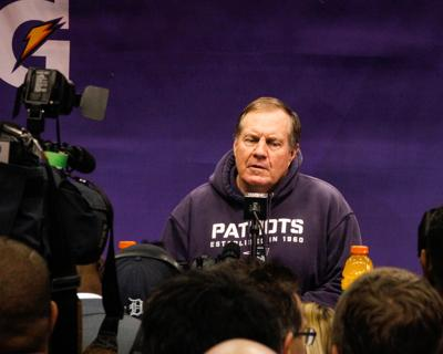 The Patriots season is all but over