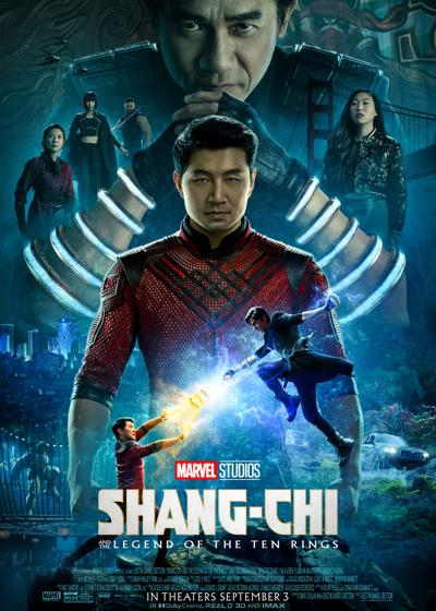 """""""Shang-Chi and the Legend of the Ten Rings"""" review"""