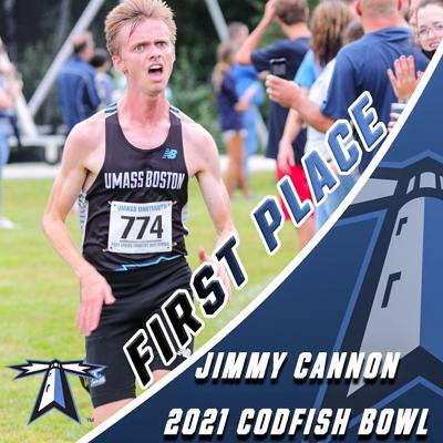 Beacons Cross-Country compete at Codfish Bowl Invitational