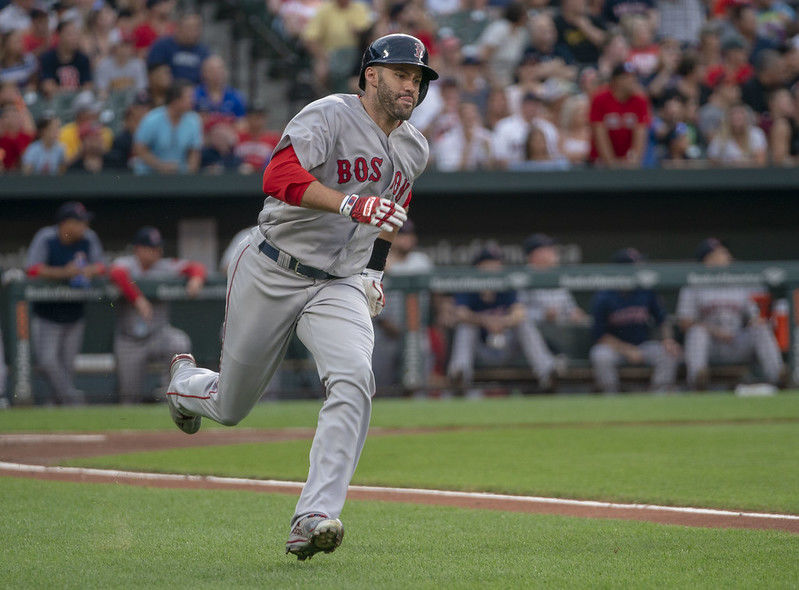 J.D. Martinez opts in to his contract