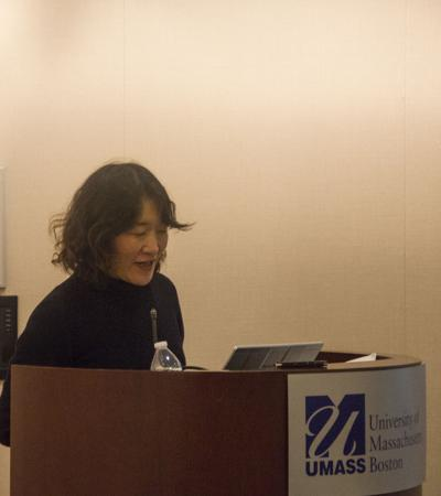 Visiting Professor Discusses Conflict Resolution for Fukushima Victims