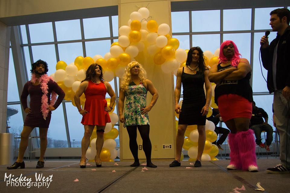 Male Students Compete for the Title of Best Drag Queen