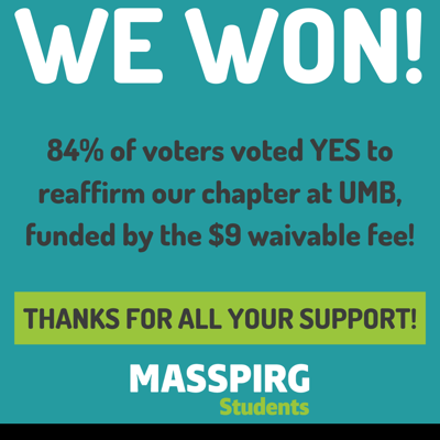 MASSPIRG's year of virtual organizing: see what they've accomplished