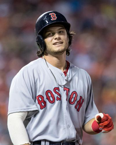 Red Sox continue rebuild with Benintendi trade