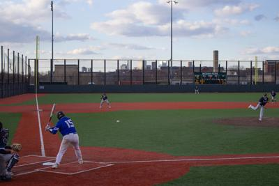 UMass Boston Baseball Victorious at Home Opener