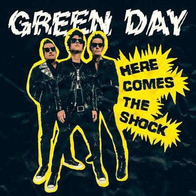 """Green Day's new single """"Here Comes the Shock"""""""